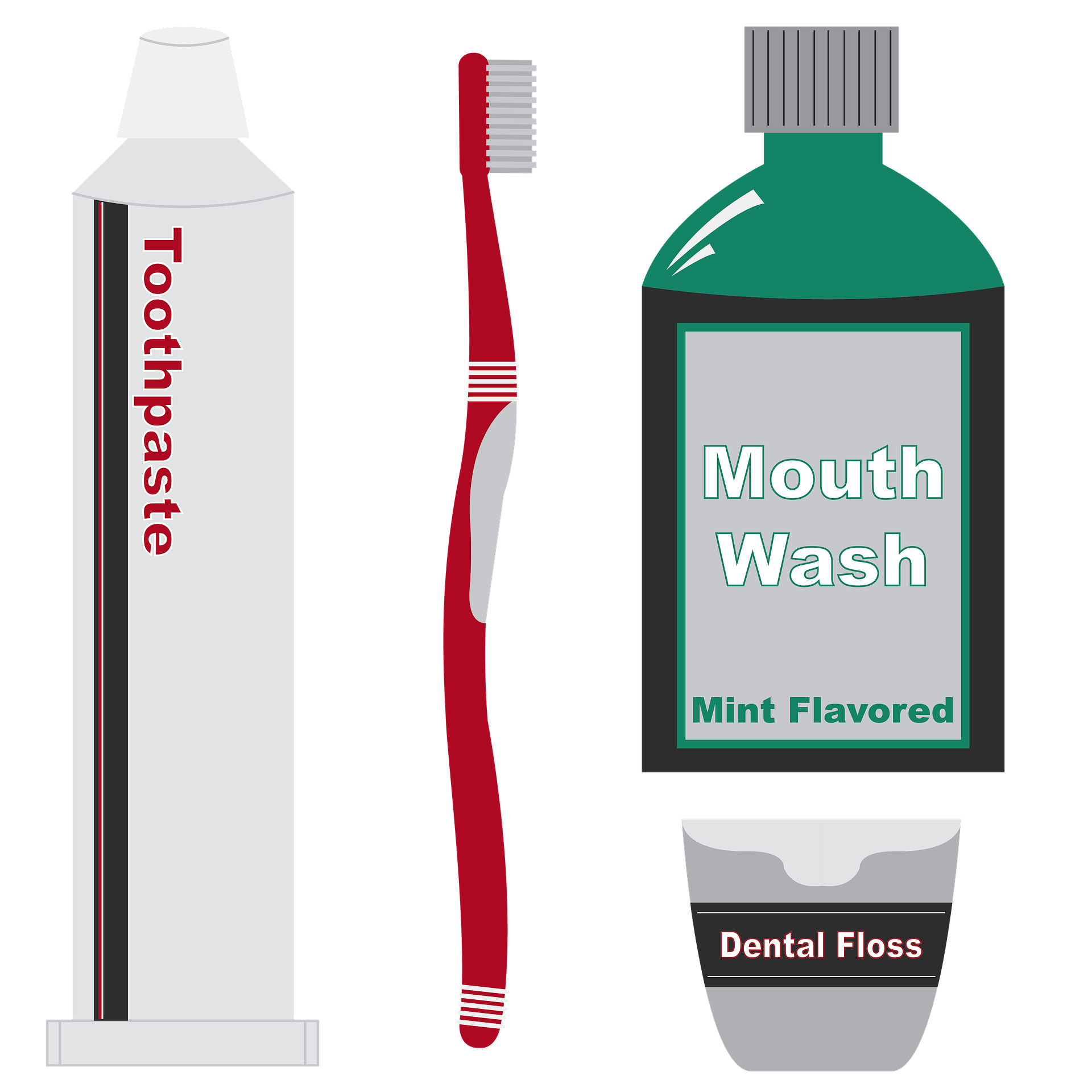 All About Mouthwash